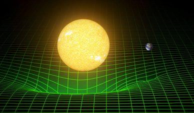 Ondas Gravitacionais (via Visão)