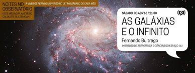 Noites no Observatório – As Galáxias e o Infinito
