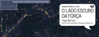 Noites no Observatório - O Lado Escuro da Força