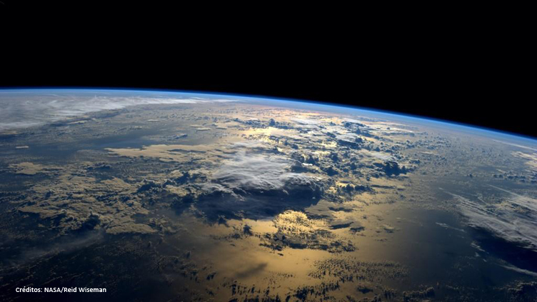 Earth seen from Space