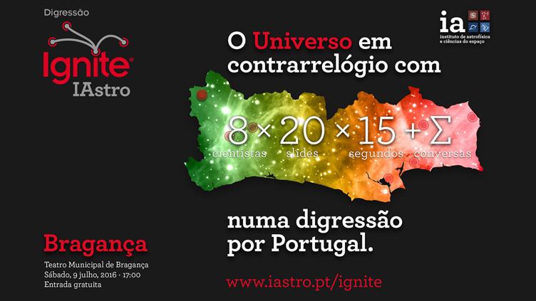 Ignite IAstro - Bragança