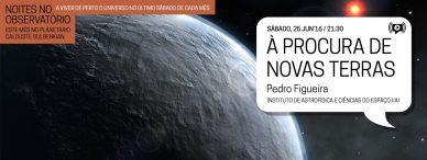 Noites no Observatório – À Procura de Novas Terras