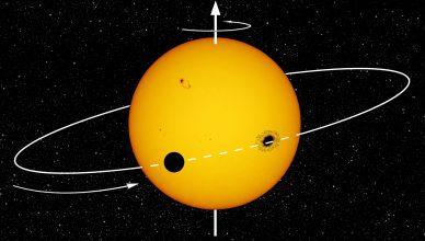 Exoplaneta em trânsito