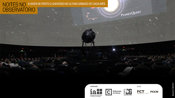Noites no Observatorio