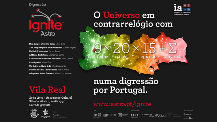 Ignite IAstro - Vila Real