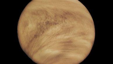 Vénus no ultravioleta