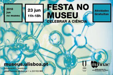 Festa no Museu 2018