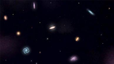 Imagem da curta-metragem de animação Big Bang realizada por Inês Ricardo.