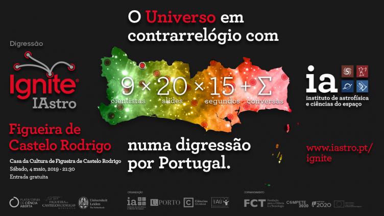 Ignite IAstro - Figueira de Castelo Rodrigo
