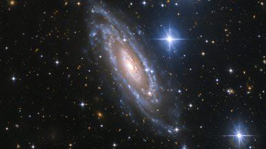 Galáxia espiral NGC 1964