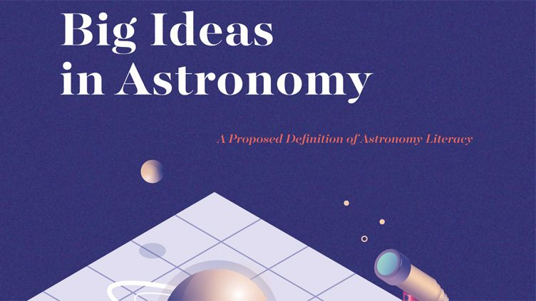 "Document ""Big Ideas in Astronomy: A Proposed Definition of Astronomy Literacy"""