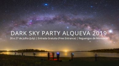 Dark Sky Party Alqueva 2019