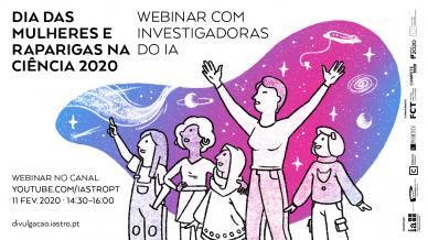 Dia Internacional das Mulheres e Raparigas na Ciência 2020