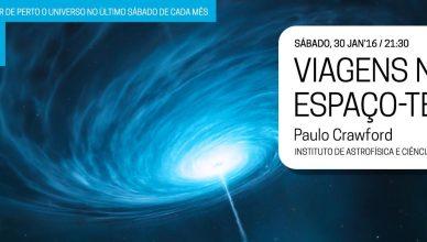 Noites no Observatório - Viagens no Espaço-Tempo