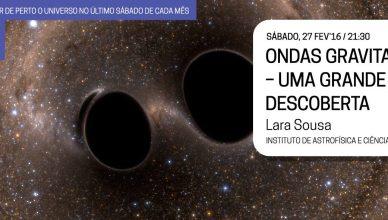 Noites no Observatório – Ondas Gravitacionais