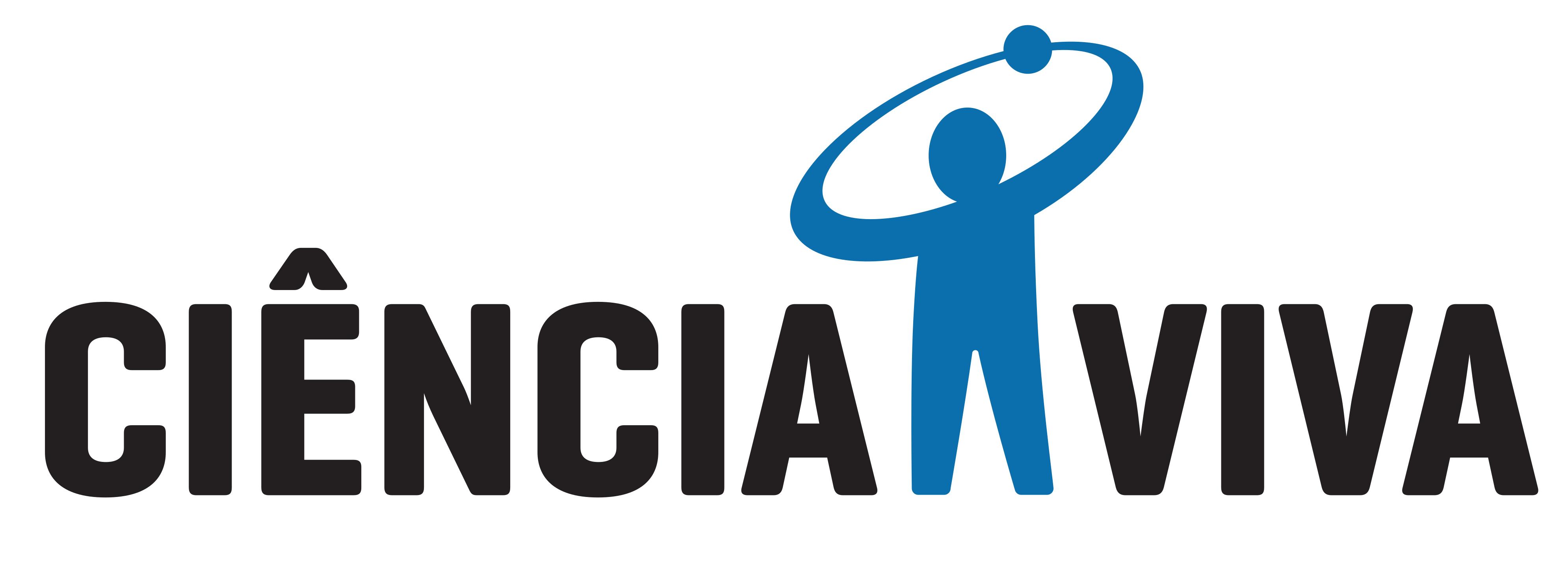 Logotipo Ciência Viva