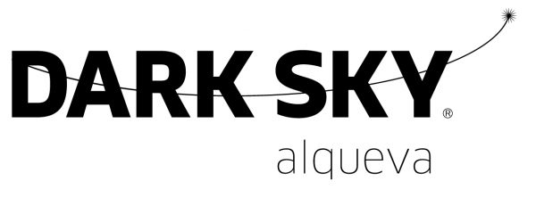 Logotipo do Dark Sky Alqueva
