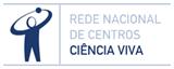 Logotipo da Rede de Centros Ciência Viva