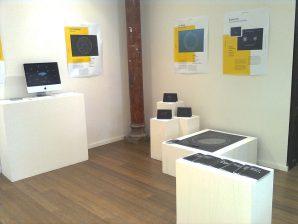 Imagens da exposição