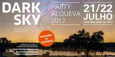 Dark Sky Party Alqueva 2017