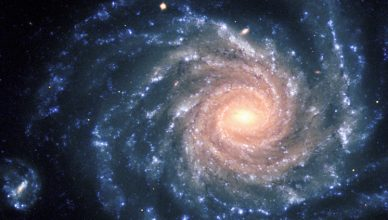 Image of the large spiral galaxy NGC 1232