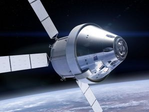 The NASA's Orion spacecraft will carry astronauts further into space than ever before.