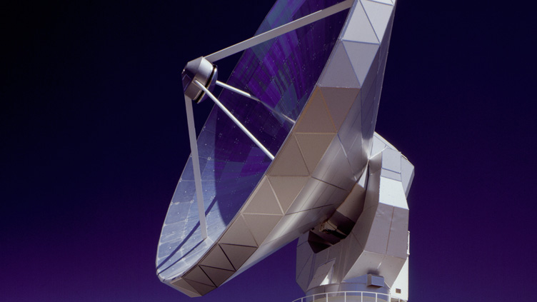 Telescópio Sueco-ESO, em La Silla