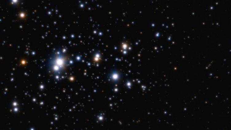 Enxame aberto de estrelas Trumpler 14