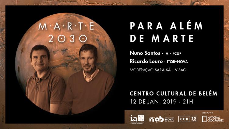 Ciclo Marte 2030, sessão 4
