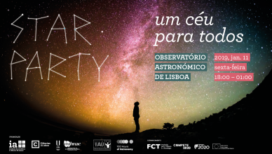 Star Party – Um céu para todos