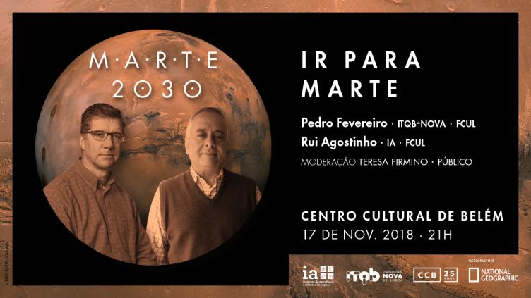 Ciclo Marte 2030 - 2ª sessão