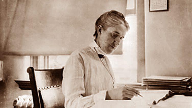 A astrónoma norte-americana Henrietta Leavitt.