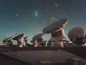 O Atacama Large Millimeter/submillimeter Array (ALMA)