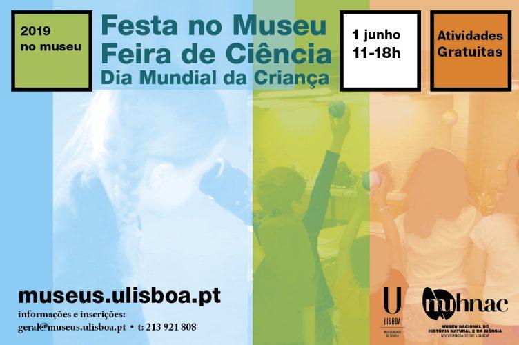 Festa no Museu 2019