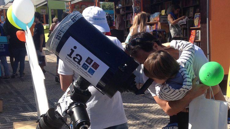 O IA na Feira do Livro de Lisboa 2017