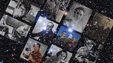 Estrelas que brilham no tempo