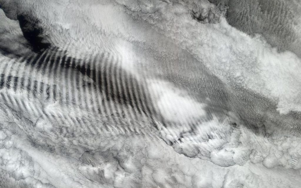 Gravity waves on Earth