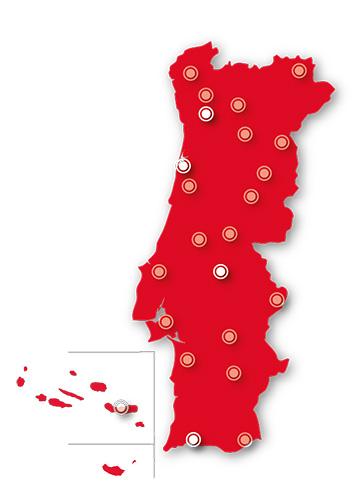 Mapa da Digressão Ignite IAstro - 2020