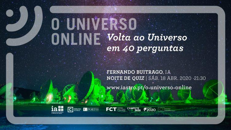 Volta ao Universo em 40 perguntas