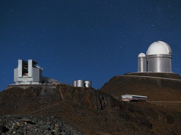 Observatório de La Silla, Chile