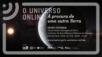 O Universo Online: À procura de uma outra Terra