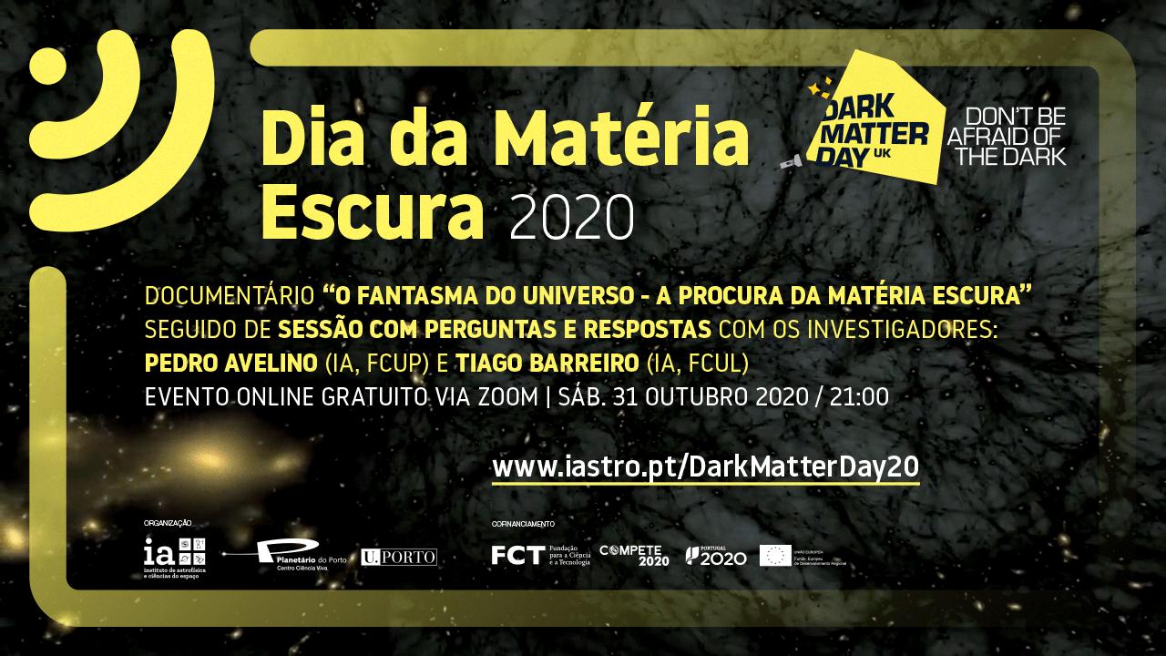 Dark Matter Day 2020