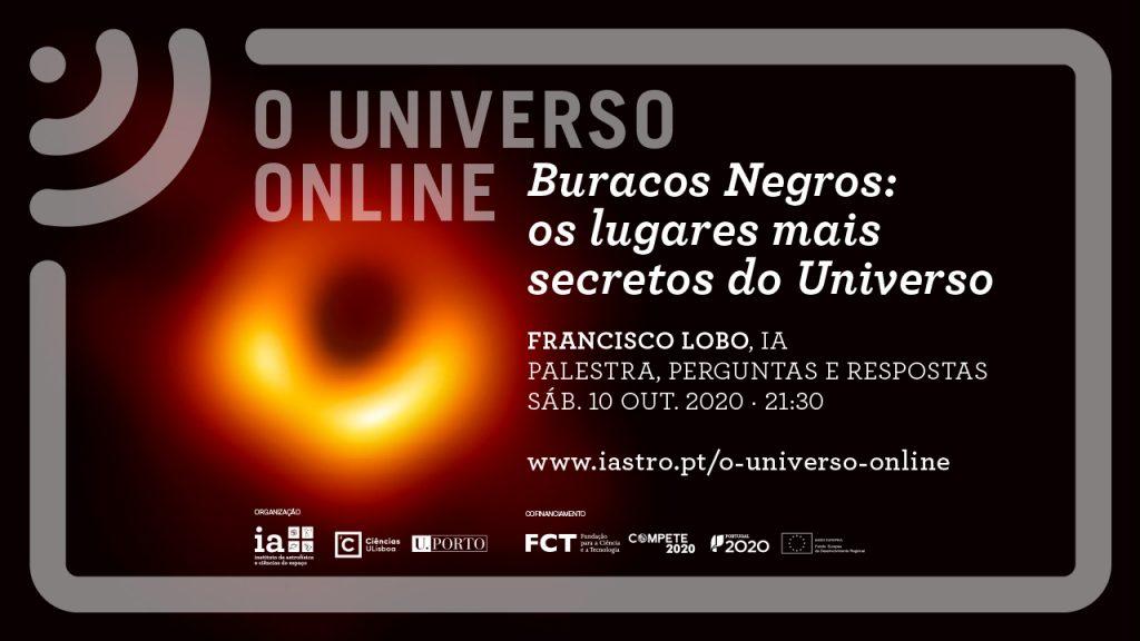 Buracos Negros: Os lugares mais secretos do Universo