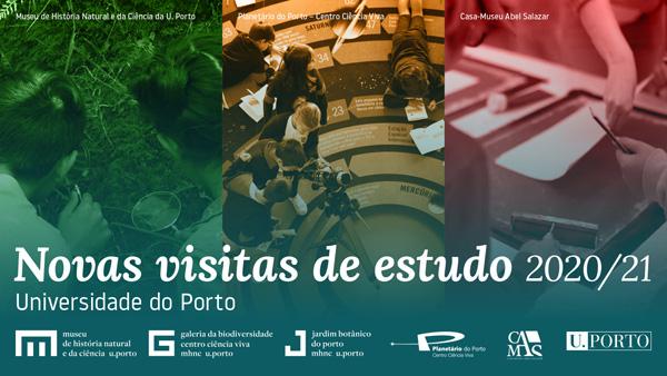 Novas Visitas de Estudo 2020/21 - U. Porto