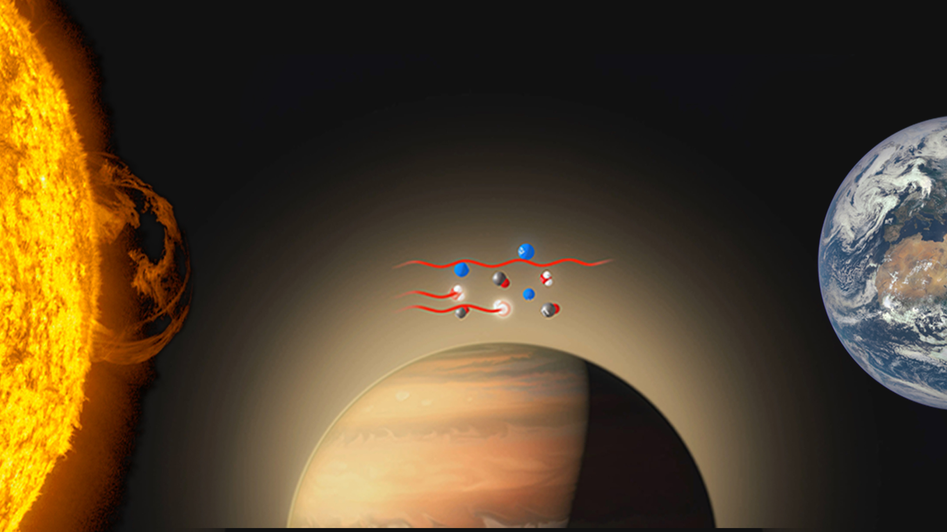Espectrógrafo ESPRESSO estuda atmosferas de exoplanetas