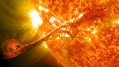 O Sol (detalhe)