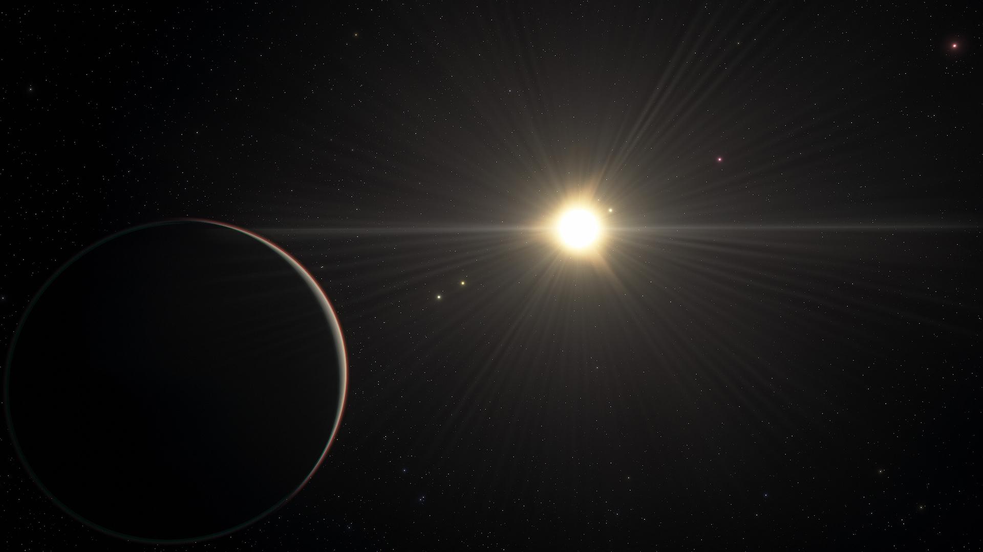 Sistema de seis exoplanetas desafia teorias de formação planetária