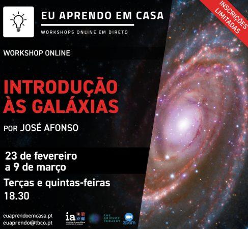 Introdução às Galáxias