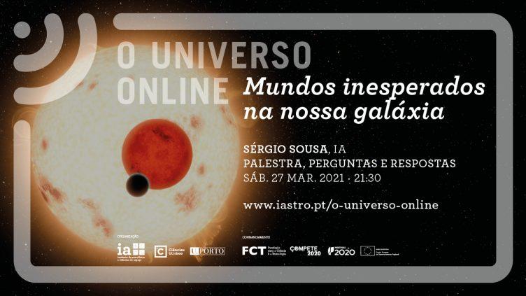 O Universo Online - Mundos inesperados na nossa galáxia