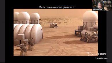 Habitar noutros planetas - abril 2021